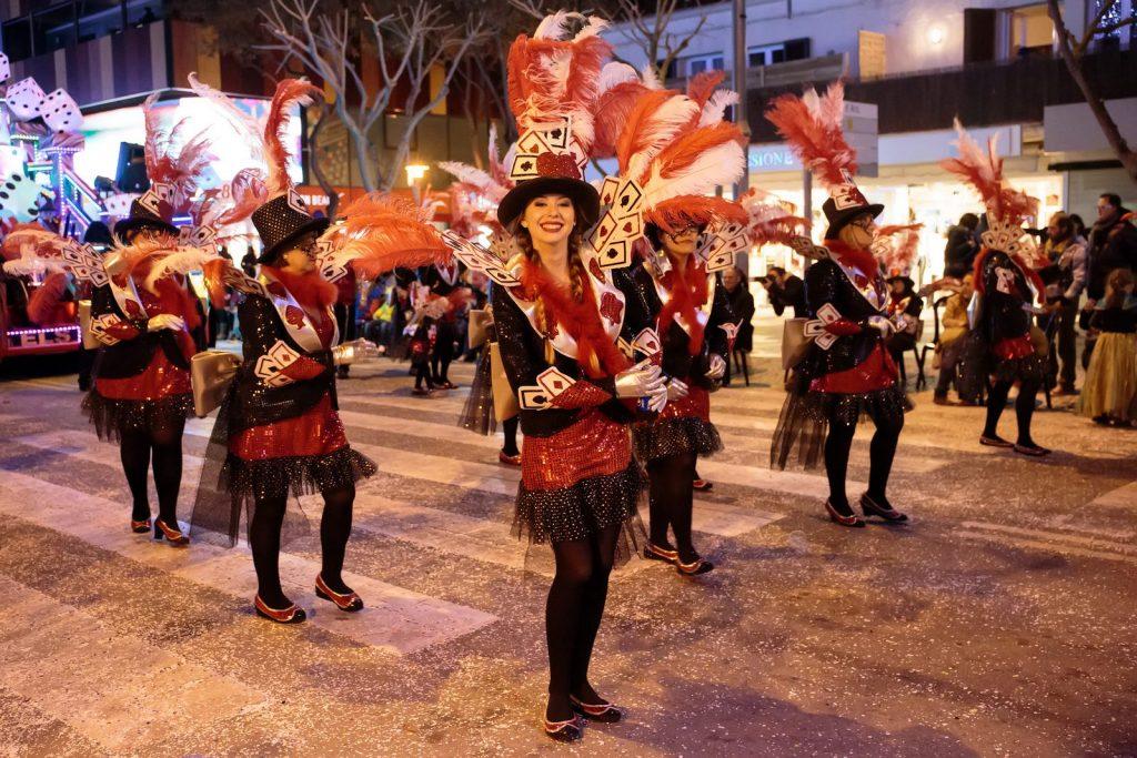 Карнавал в Плайя де Аро 2016