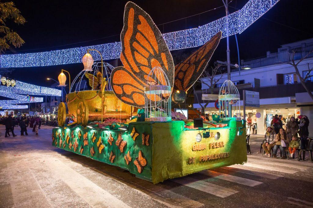 Carnival in Playa de Aro 2016