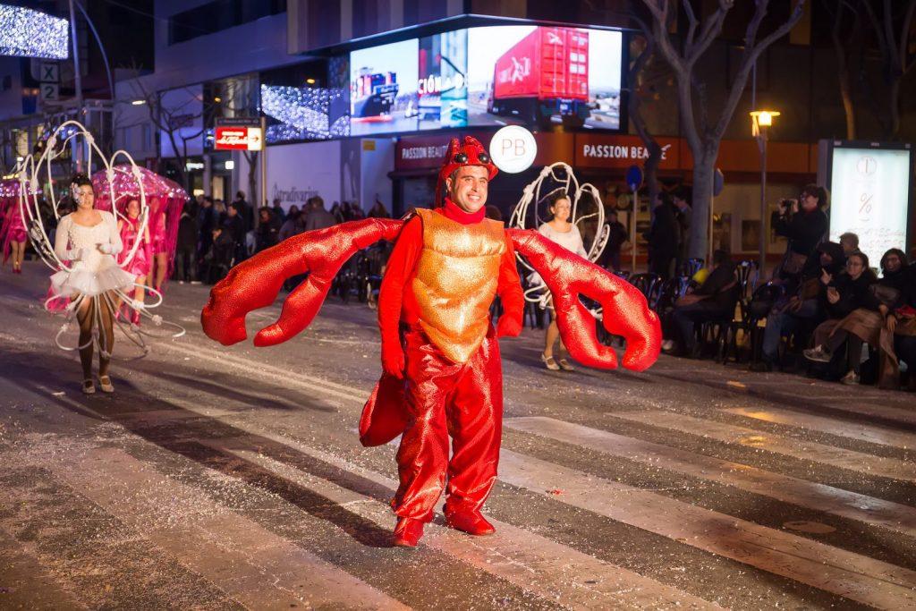 Carnaval de Playa de Aro 2016