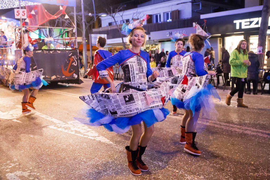 Carnaval en Playa de Aro 2016
