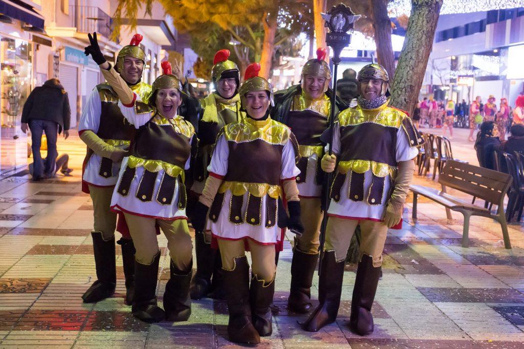 Carnaval a Platja d'Aro 2016