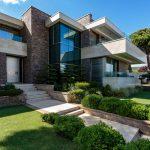 New 3-floor villa in the heart of the city, Playa de Aro, Costa Brava, Spain