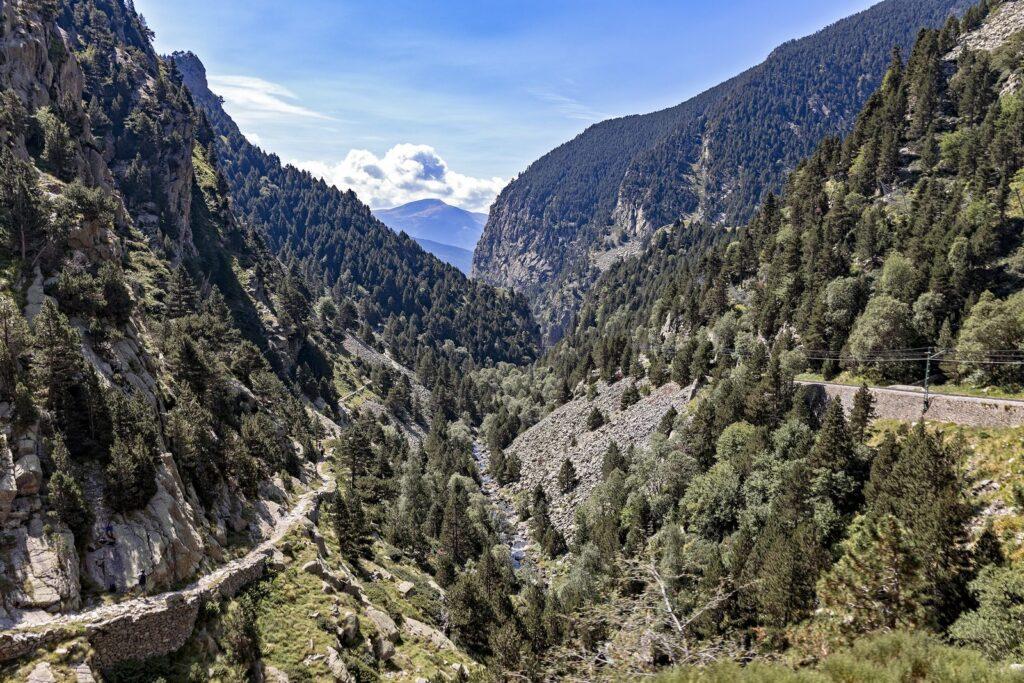 Валь де Нурия, Vall de Núria