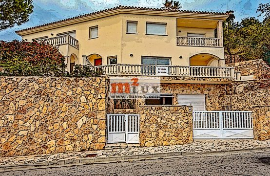 Spacious new villa in the residence Can Semi, Castell-Playa de Aro, Costa Brava, Spain