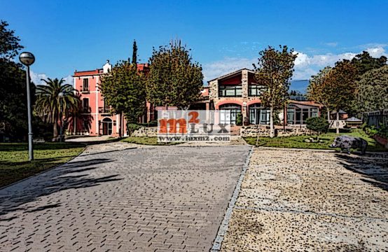 Hotel Cal Batlle with a restaurant next to the Montseny Natural Park, Spain