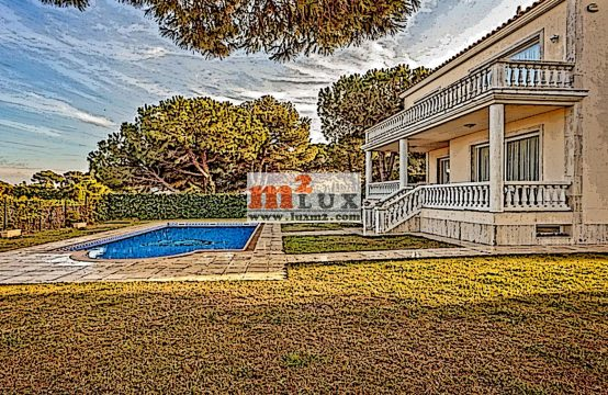Summer / long term rental – Villa in urbanization of La Gavina, S'Agaró, Costa Brava, Spain