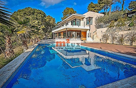 Summer rental – Luxury villa in Tossa de Mar, Costa Brava, Spain