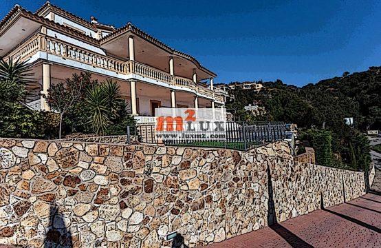 Villa with panoramic sea views, Playa de Aro, Costa Brava, Spain