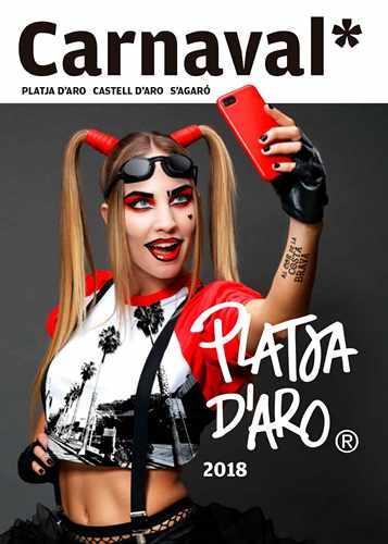 Carnaval a Platja d'Aro 2018
