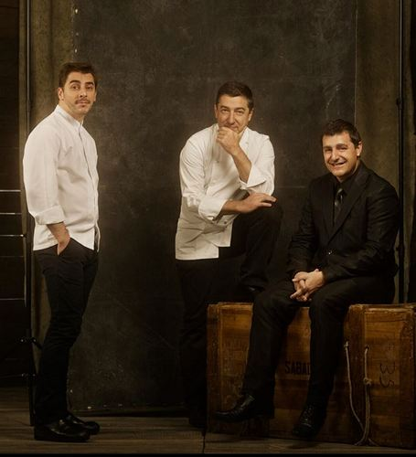 Restaurant El Celler de Can Roca is recognized as the second best restaurant in the world