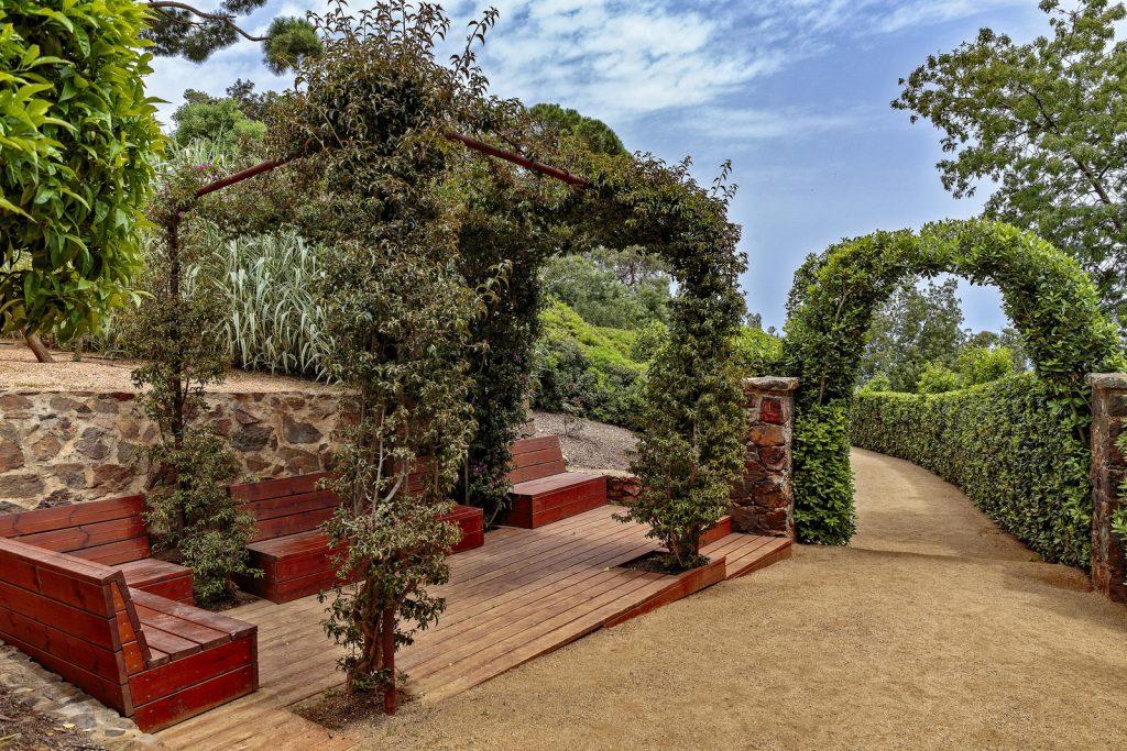 Сады Cap Roig