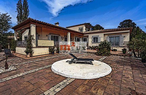 Casa còmoda a la urbanització Torre Bosca, Platja d'Aro, Costa Brava.