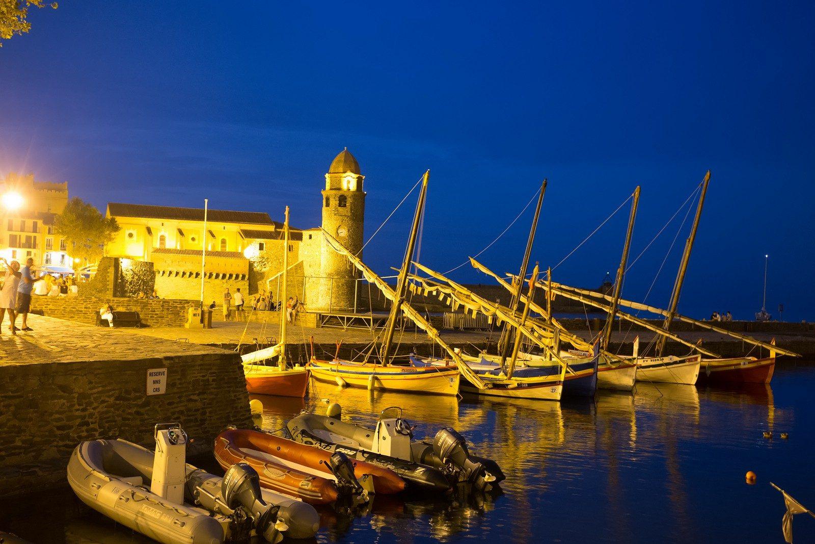 Кольюр, Франция Collioure