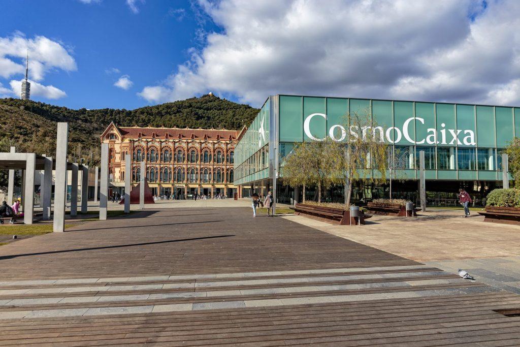 CosmoCaixa Science Museum, Barcelona
