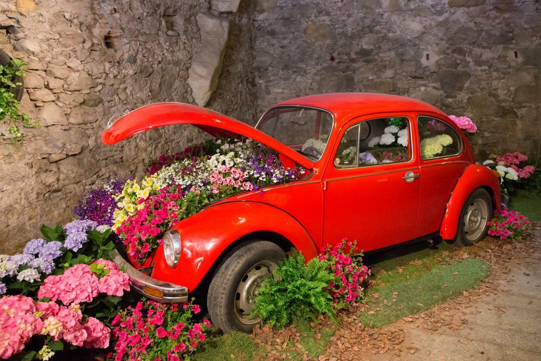 Праздник цветов в Жироне 2015