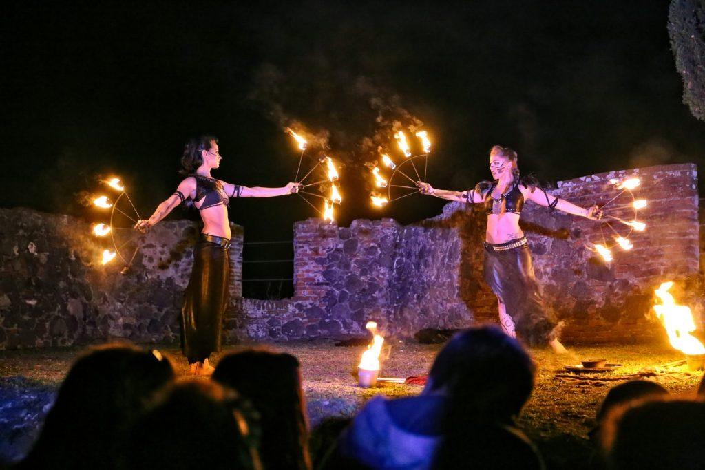 Средневековая ярмарка в Остальрике 2016