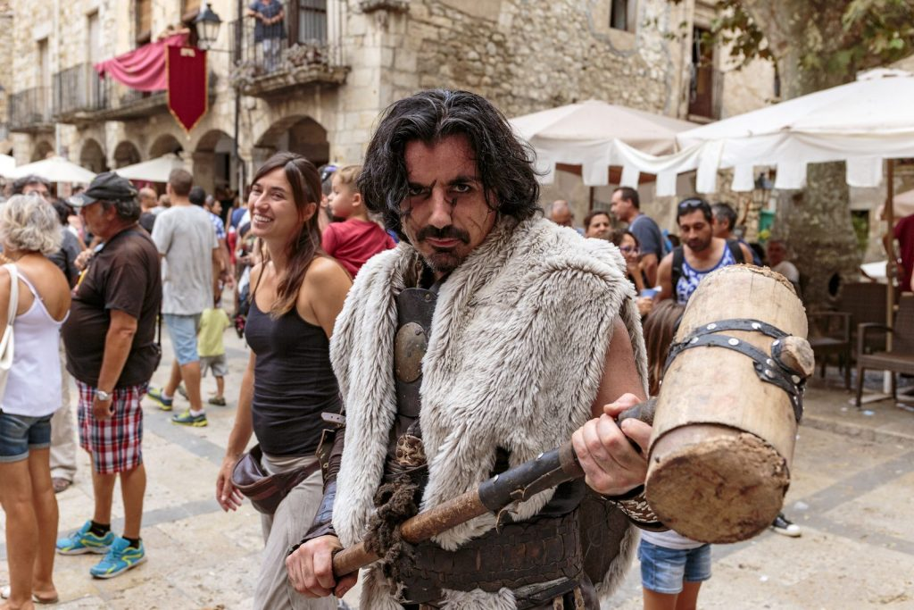 Medieval Fair at Besalú 2016