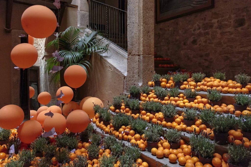 Flowers Festival in Girona 2017