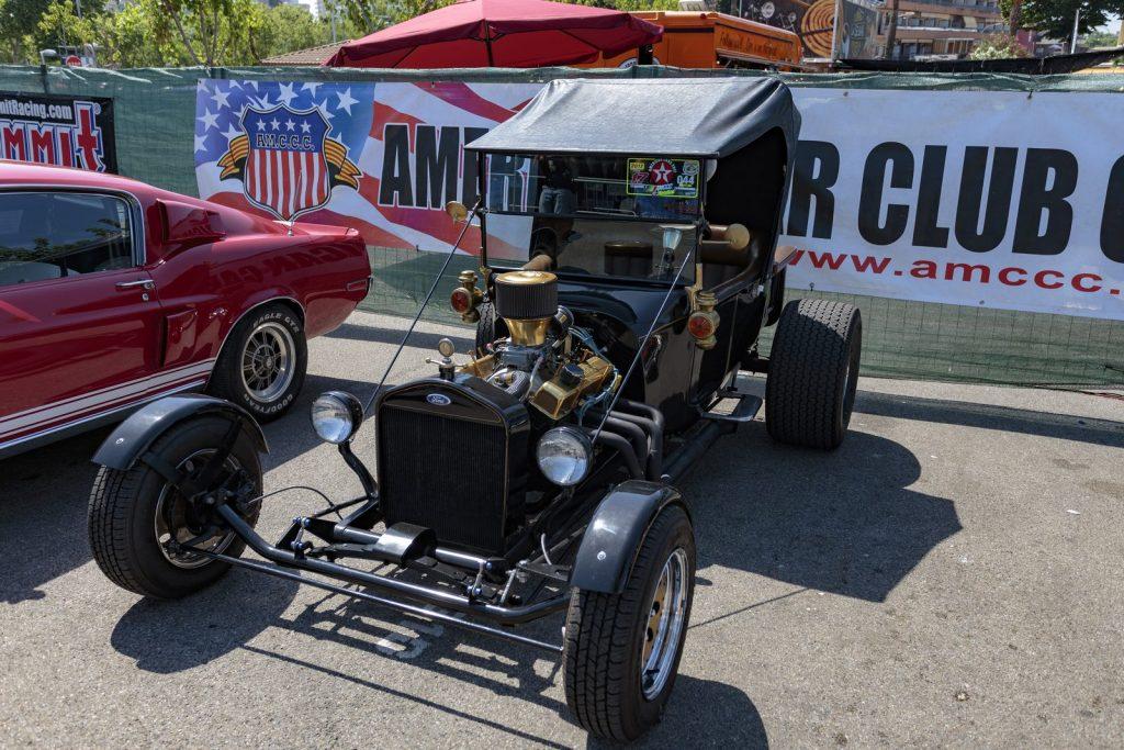 American Cars 2017 in Playa de Aro