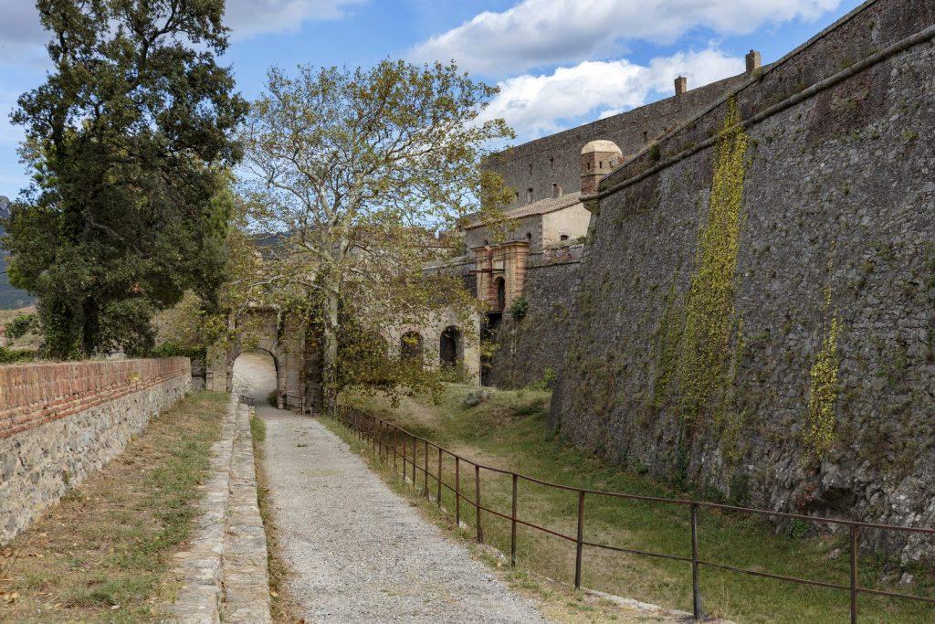 Fort Bellegarde, Le Perthus, France