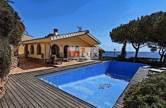 Casa moderna amb vistes al mar, Sant Feliu de Guíxols, Costa Brava