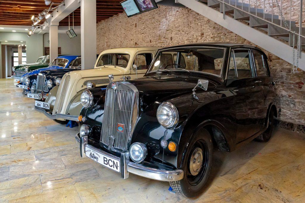 Retro Auto Moto Museum Barcelona