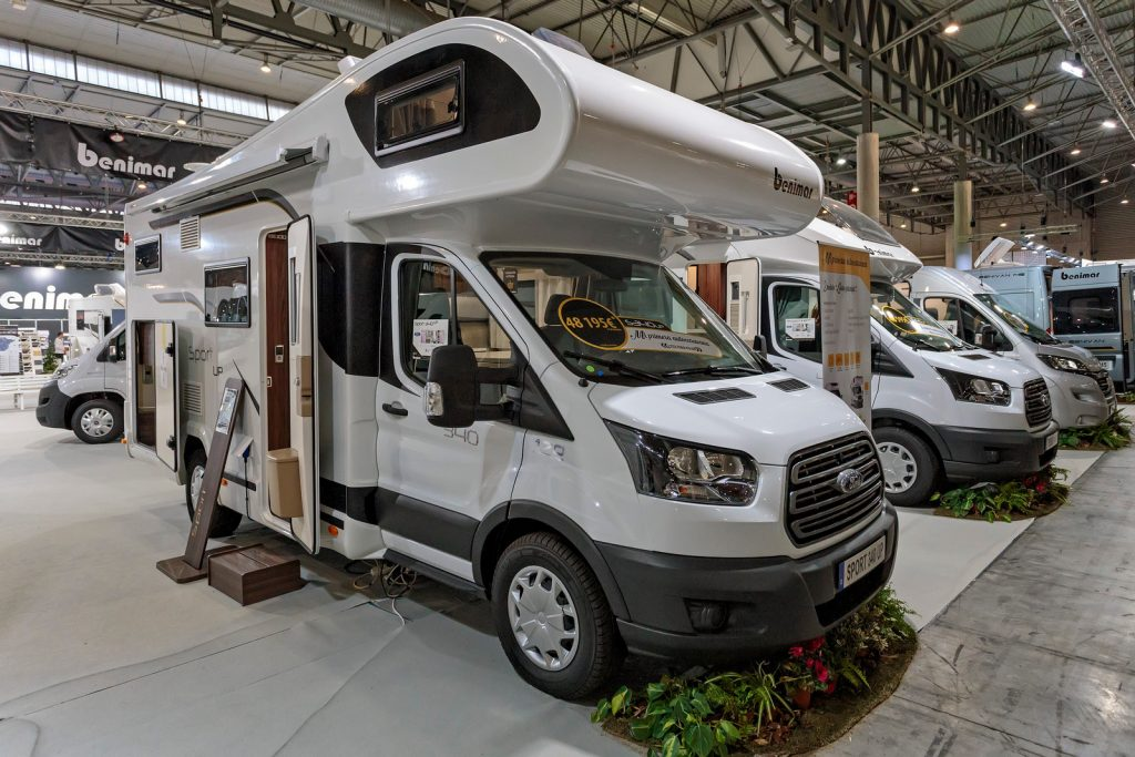 Barcelona Mobile Homes Exhibition 2018 (Caravaning Salón Internacional)