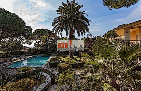 Casa de luxe a la urbanització La Gavina, S'Agaro, Costa Brava