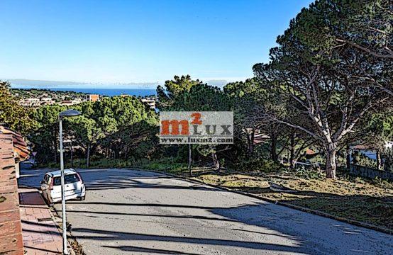Parcel·la de terreny per a la construcció, Sant Feliu de Guíxols, Costa Brava