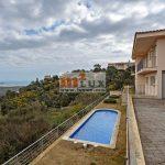 Villa con vistas panorámicas al mar, Playa de Aro, Costa Brava