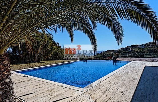 Summer rental – Elegant villa in the residence of Mas Nou, Playa de Aro, Costa Brava, Spain.