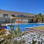Elegant villa in the residence of Mas Nou, Playa de Aro, Costa Brava, Spain
