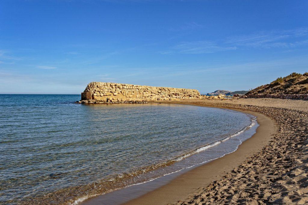 Sant Martí d'Empúries and its beaches