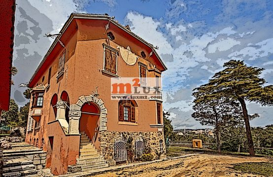 Spacious manor in Sant Feliu de Guixols, Costa Brava, Spain