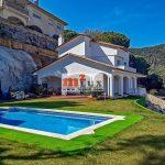 Villa confortable à Cabrils, Costa Maresme, Espagne