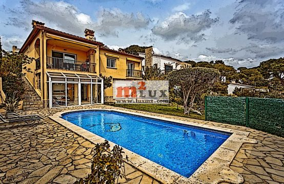 Summer rental – Cozy house in Playa de Aro, Costa Brava, Spain