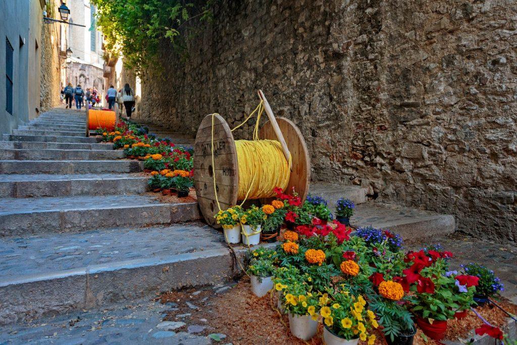 Temps de Flors Girona 2019