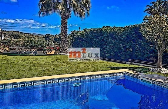 Casa amb vistes al mar, Calonge, Costa Brava.