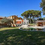 Casa amplia en Calonge con una gran parcela, Costa Brava.