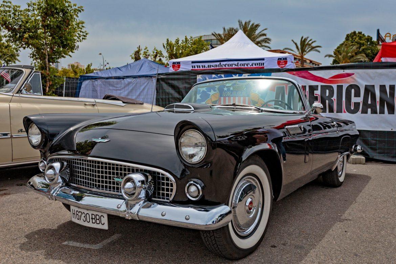 Ford Thunderbird, 1955 - 1957