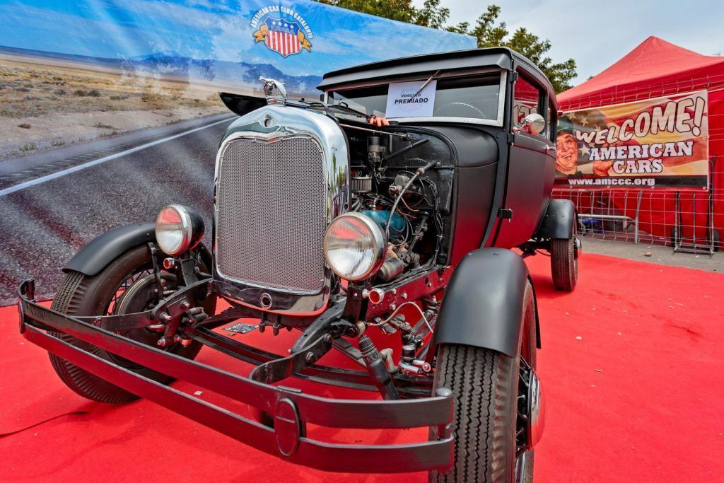 American Cars 2019 à Playa de Aro.