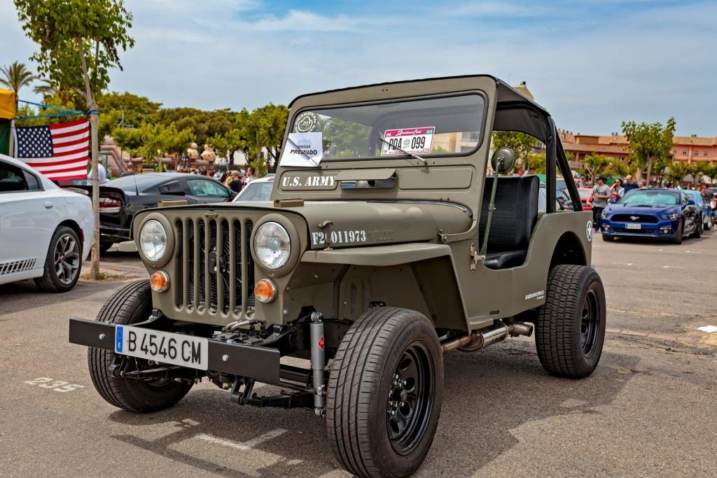American Cars 2019 en Playa de Aro