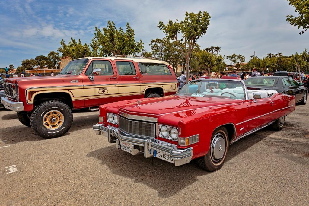 American Cars 2019 в Плайя де Аро
