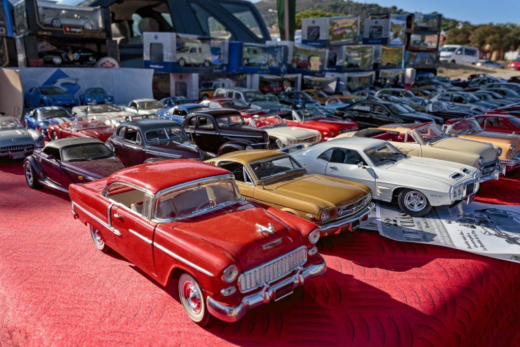 Выставка ретро-автомобилей в Плайя де Аро 2019