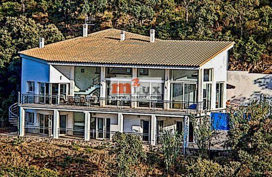 Casa amb vistes a la mar a la residència de Mas Nou, Platja d'Aro, Costa Brava
