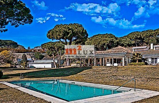 Villa de lujo en Sant Andreu de Llavaneras, Costa Maresme