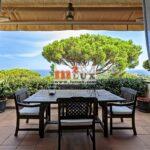 Casa adosada acogedora en alquiler con vistas a la bahía de Sant Pol, Sant Feliu de Guixols, Costa Brava.