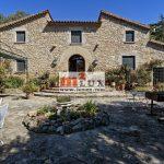 Antigua casa catalana (masía) en Castell d'Aro, Costa Brava