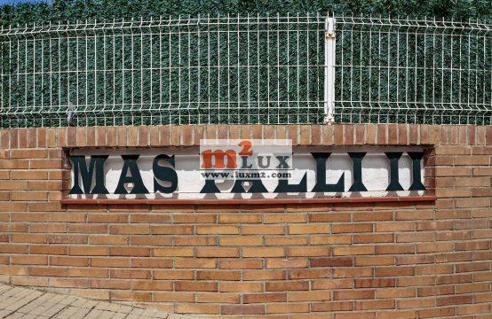 Parcel·la de terreny a la urbanització Mas Palli, Calonge, Costa Brava