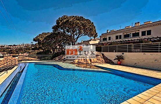 Maison de ville avec 3 chambres à Sant Feliu de Guixols, Costa Brava, Espagne.